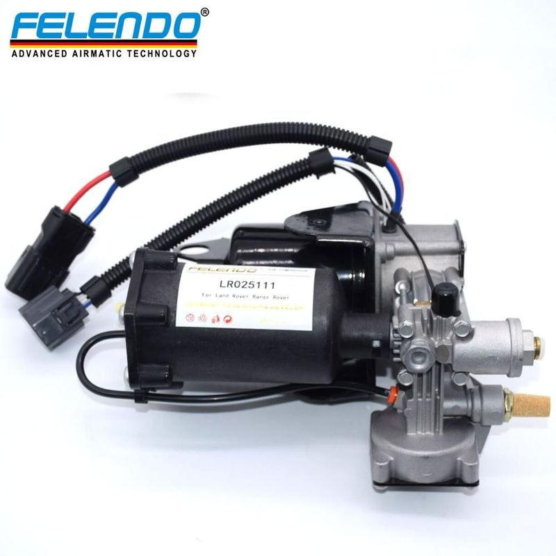 ISO9001 Air Suspension Compressor Pump LR025111 For LR L322 2006 - 2009 3.6 TDV8